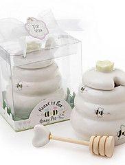 Ceramica+Bomboniere+Pratiche-1+Utensili+da+cucina+/+Bomboniere+Tea+Party+Spiaggia+/+Giardino+/+Asiatico+/+Floreale+/+Farfalle+/+Favola+–+EUR+€+11.76