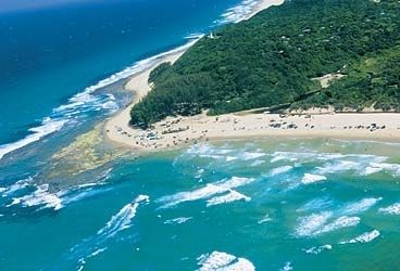 Try deep sea fishing in the pristine waters of Sodwana Bay in the north of KwaZulu-Natal