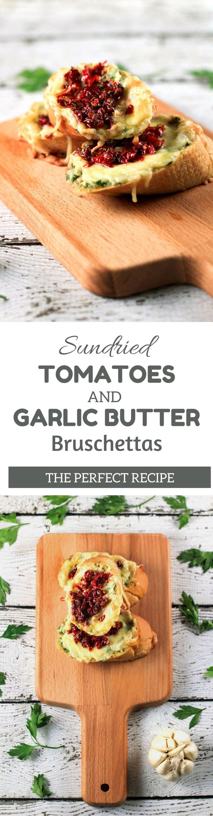This recipe is SO easy to make! It even shows you how to make sundried tomatoes at home - YUM! Prep in advance and have these all week!! | ScrambledChefs.com