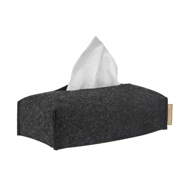 COCOON tissues box cover - Boogie Design  COCOON is a cover for tissues box made of natural woolen felt (100% wool).