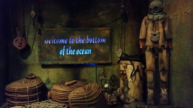 Ushaka marine world.