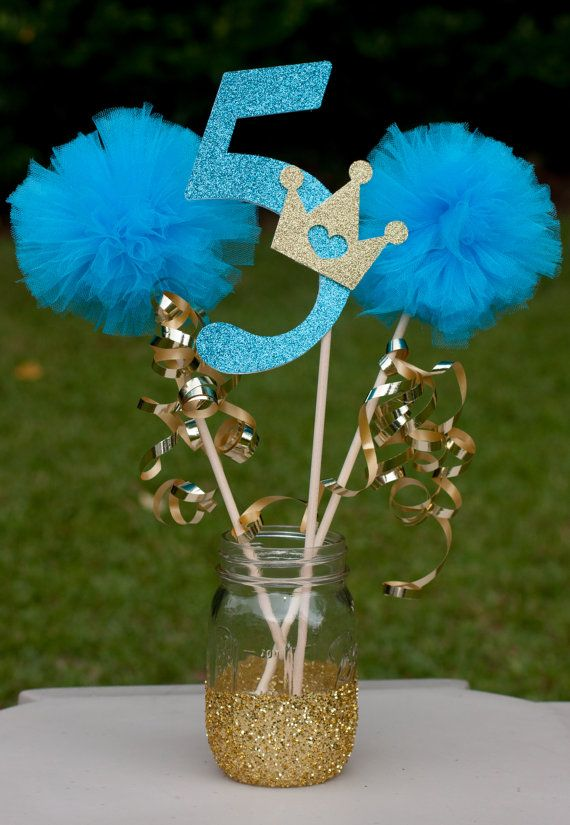 Princess Party Centerpiece Table Decoration Princess Jasmine