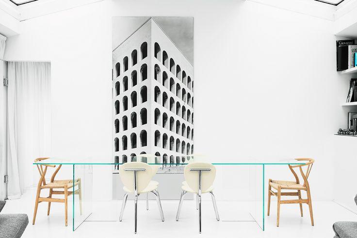 T able - Schiffini - Design by Ludovica + Roberto Palomba