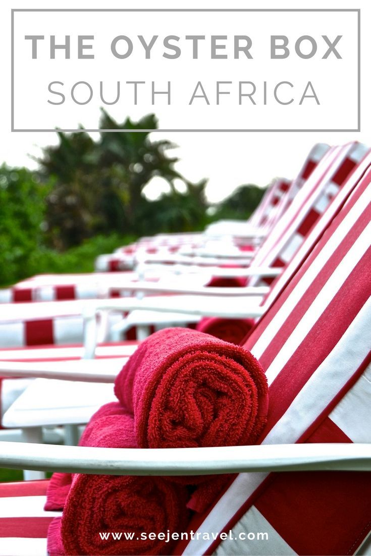 A stay at the world-renowned Oyster Box in Duban, South Africa. Click through to read the full post!