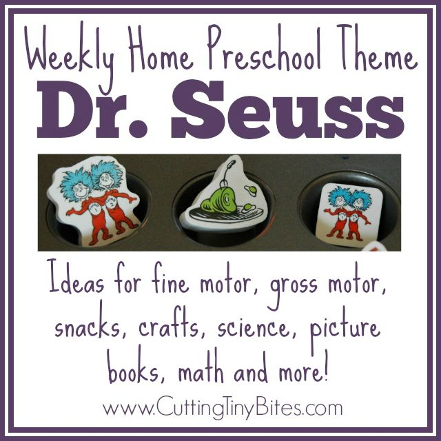 dr seuss songs preschool dr seuss theme weekly home preschool homeschool dr 599