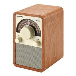 Sangean WR-15BT Retro Bluetooth Radio | The Listening Post Christchurch and Wellington |
