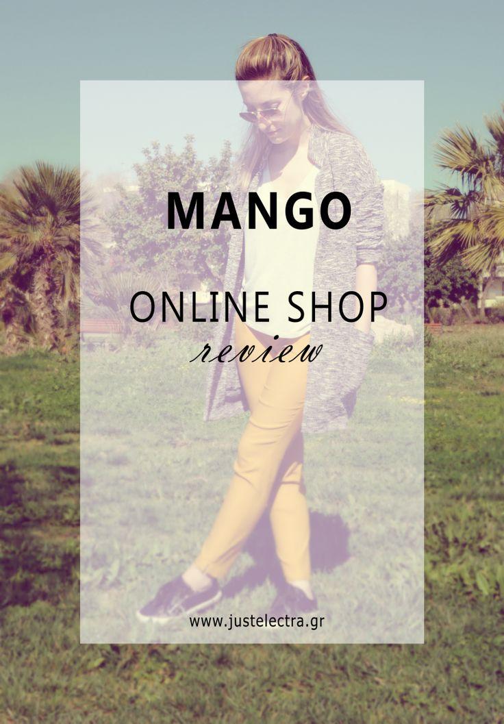 Mango Online Shop Review. Μαμά, εσύ προλαβαίνεις πάντα να τρέχεις στα μαγαζιά; Εγώ όχι, γι' αυτό έκανα αυτό το review. Το online shopping είναι εδώ για να μας βοηθήσει