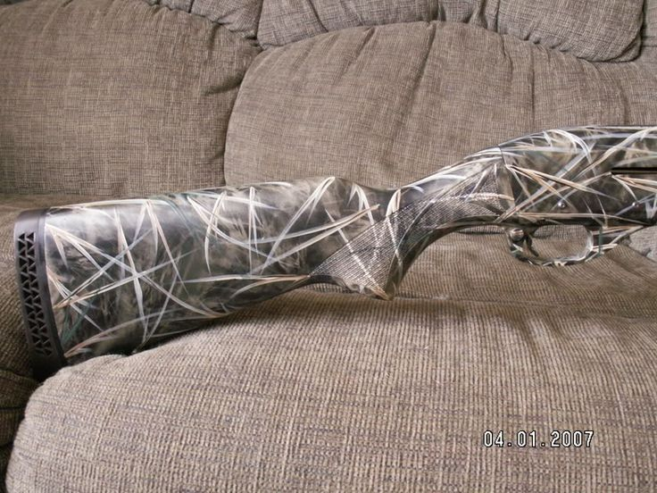 homemade camo paint job
