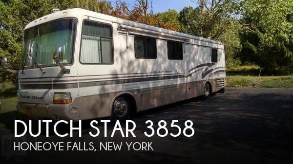 1999 Newmar Dutch Star 3858 For Sale Honeoye Falls Ny Rvt Com Classifieds Rv For Sale Diesel For Sale Diesel