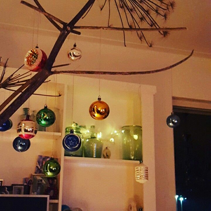 Kerstboom out of the box