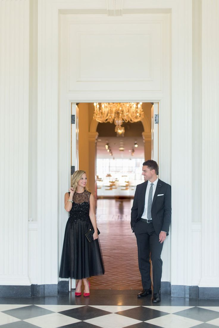 What to Wear to a Black Tie Optional Wedding for His and Hers
