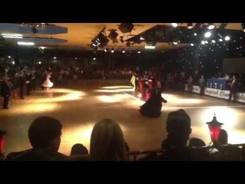 CEZAR & KATERINA English Waltz - YouTube