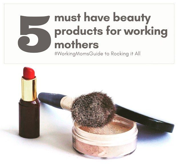 #new on the Blog. 5 must have beauty products for working mothers! This December I am making a #WorkingMomsGuide to Rocking it all. Join me! Blog link in bio. . . . . . #beautytips #cosmetics #busywomanbeauty #mommyblogger #blogchatterprojects #blogger #makeup