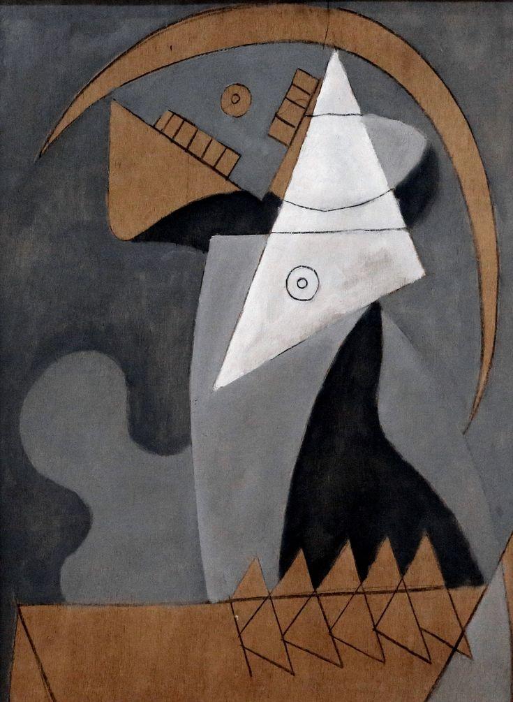 Pablo Picasso 1881 1973 Figure 1930 Grenoble Musee Des Beaux