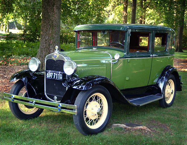 1930 Ford Model A Maintenance of old vehicles: the material for new cogs/casters/gears/pads could be cast polyamide which I (Cast polyamide) can produce