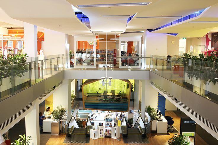 Brisbane Square - Library