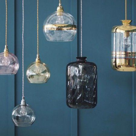 Glass Pendant Lights - Chandeliers & Ceiling Lights - Lighting