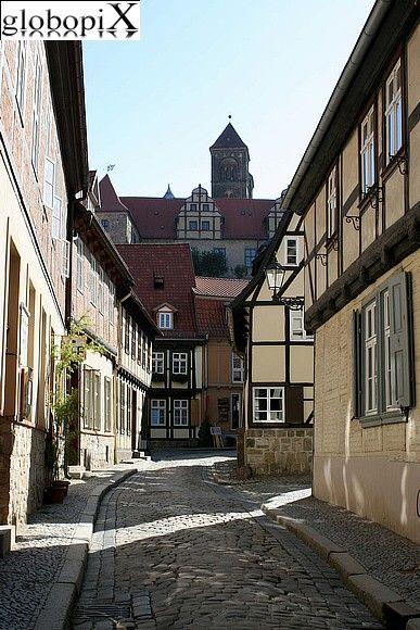 Quedlinburg, Germany