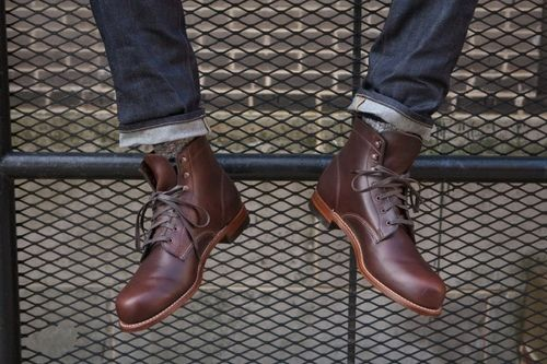 Red Wing's Iron Ranger 8111 is as tough as the iron miners who wore them.