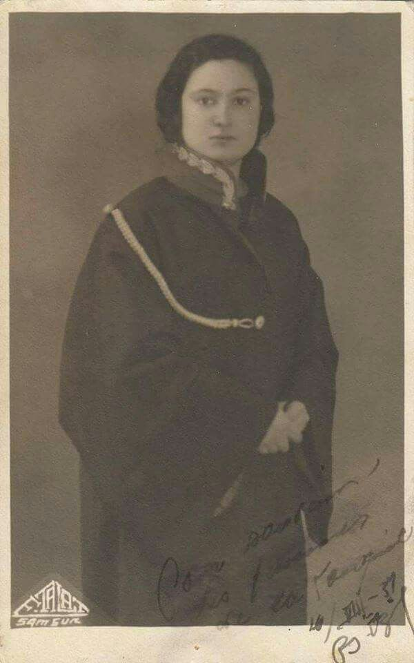 1931  İlk Kadın Hakim  Suat  Berk