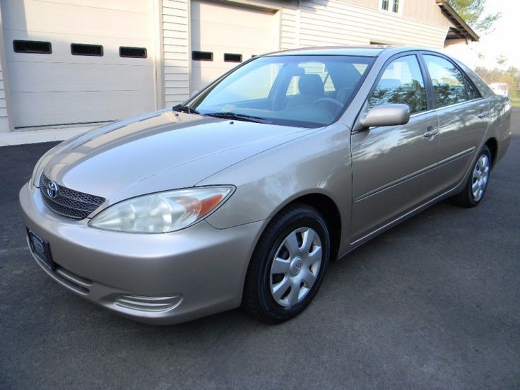 2003 Toyota Camry $4995 http://www.westendmotors1.com/inventory/view/9145757
