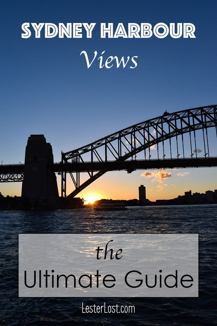 Travel Australia | Travel Sydney | Sydney | Australia | Travel Photography | Best Photo Spots | Sydney Harbour | Sydney Harbour Bridge | Sydney Opera House