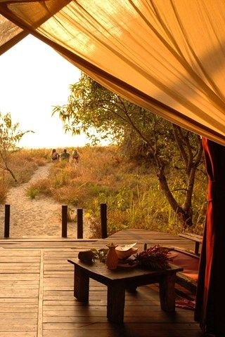 Greystoke Mahale - Lake Tanganyika, Tanzania. Book to stay here with The SAFARI Company www.thesafaricoltd.com