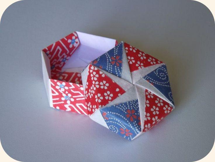 les 25 meilleures images du tableau origami sur pinterest. Black Bedroom Furniture Sets. Home Design Ideas