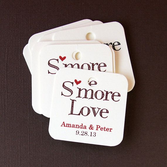 Wedding Favor Tags on Pinterest Wedding tags, Wedding favour gift ...