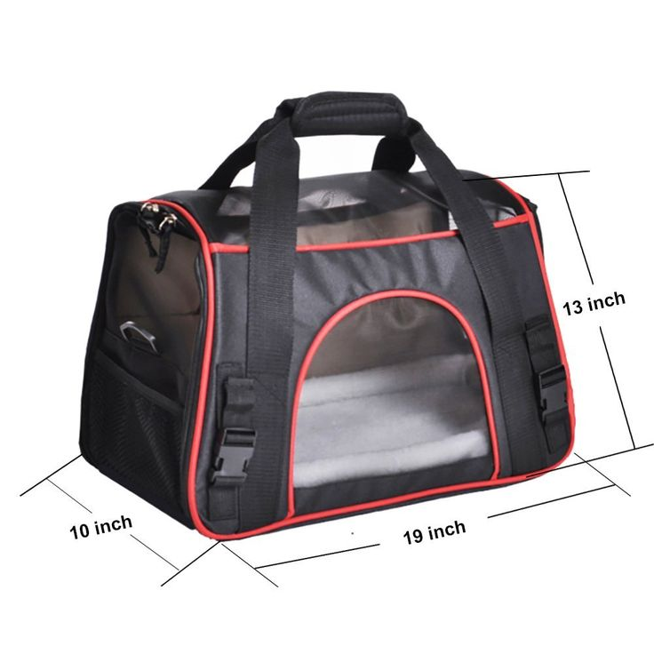 Pet Carrier, PYRUS Airline Approved Soft-Sided Kennel Cab Folding Soft Dog Crate Pet Travel Carrier Bag for Dogs Cats and Puppies ** Find out more details by clicking the image(This is an affiliate link and I receive a commission for the sales) : Cat Cages, Carrier and Strollers