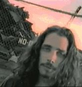 """mygloombeauty: """"""""There's something about losing friends, particularly young people, where it's not something that you get over. I don't believe there's a healing process."""" - Chris Cornell """""""