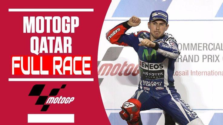 [FULL RACE] MotoGP Qatar Doha/Losail 2016 HD #Qatar
