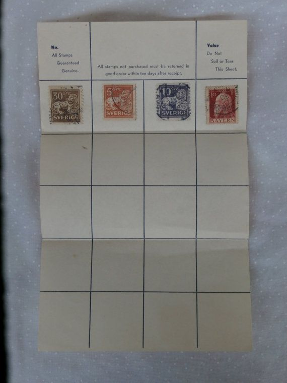 sheet of stamps cost