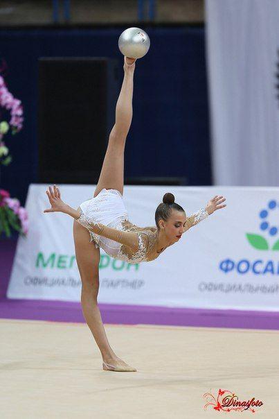 Karina Kuznetsova (Russia), Grand Prix (Moscow) 2016