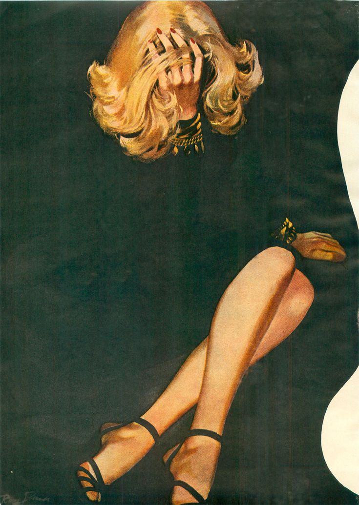 (via Vintage Magazine Love Fiction - You Don't Know me at All from Today's Woman…