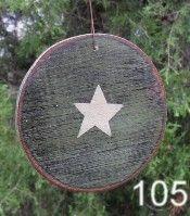 Primitive Christmas Ornaments | Wholesale Primitive Christmas Ornaments