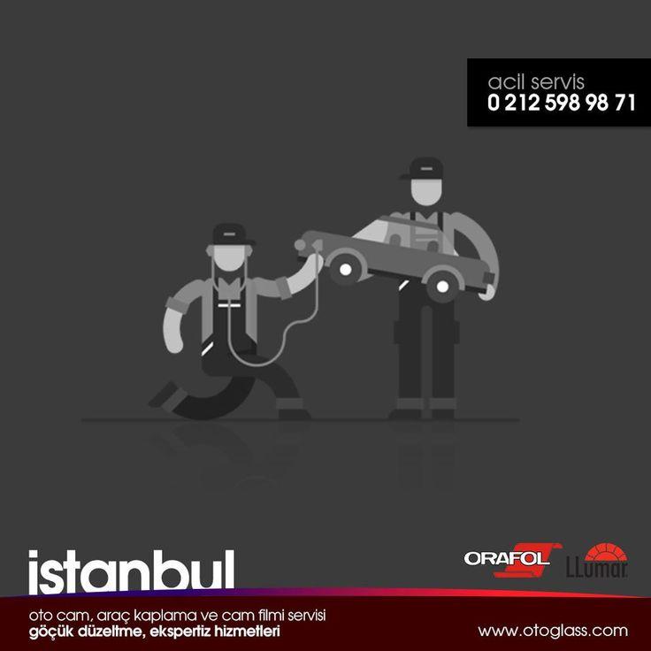 Der Arzt Ihres Autos ist hier. Wonach hast du gesucht? Istanbul Auto Glass & Glass F …   – Servis Ve Hizmetler – EN : Service and Services