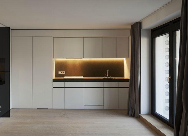 k chenzeile holzrausch k che pinterest. Black Bedroom Furniture Sets. Home Design Ideas