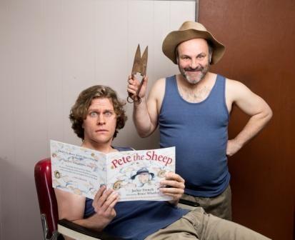 Children's Theatre - Pete The Sheep - Saturday 16th August 2014 - book online http://www.karralyka.com.au/kidsprogram.aspx