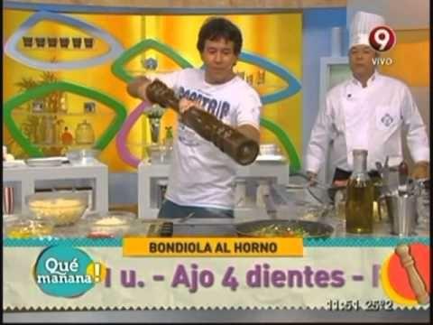 Bondiola al horno - YouTube