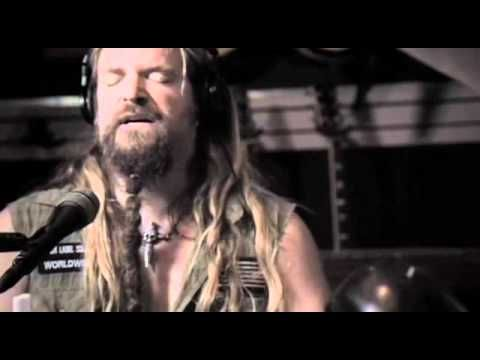 Zakk Wylde, BLACK LABEL SOCIETY, playing The Last Goodbye (Solo) From The Deluxe Edition Order of the Black