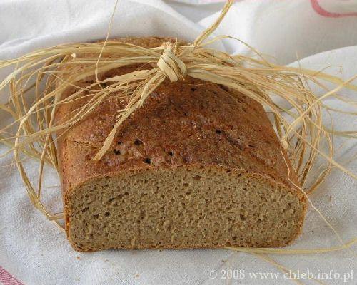 Chleb domowy z ziemniakami