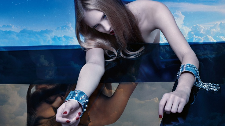 Photoshoot of PRISION collection by HORSECKA JEWELRY.   Photography : Amilcare Incalza. Postproduction: Alex Martinengo.