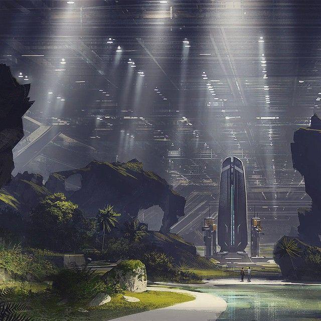 Visionneuse d'images du jeu Un nouveau film Alien vu par Neil Blomkamp (District 9) sur Jeuxvideo.com