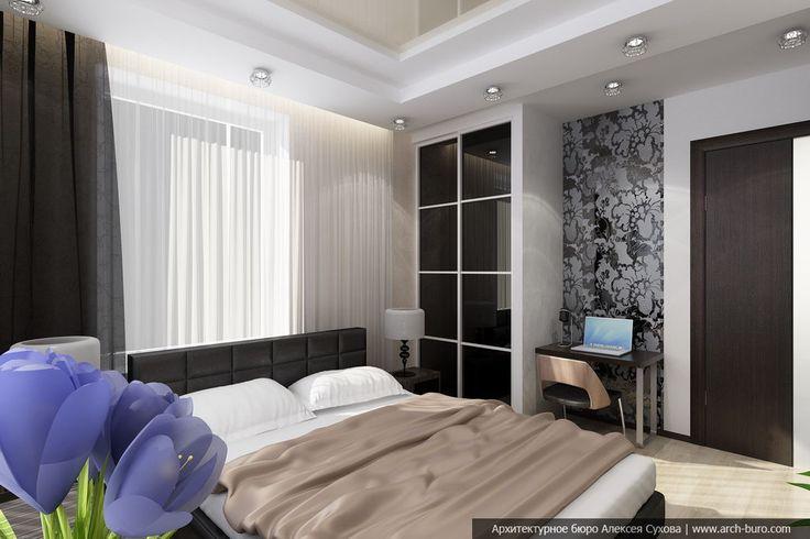 Свременный, стильный дизайн интерьеров коттеджа в Екатеринбурге | INTERIOR дизайн интерьера