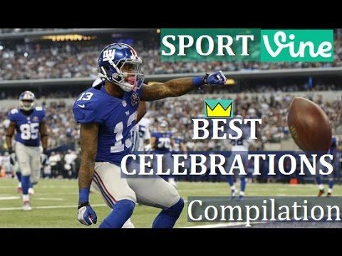 Best CELEBRATIONs in Football Vines Compilation Ep #1 | Best NFL Touchdown Celebrations - YouTube