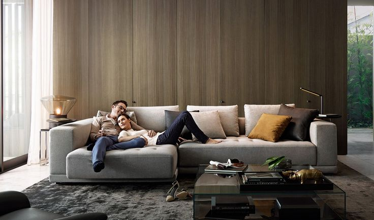 Felix by King Living Australia - Sofas Modulars and Armchairs / Lounge Room