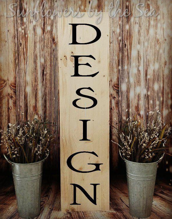 Download Mockup Wooden Sign Vertical Sign Long Wood Blank | Etsy ... Free Mockups