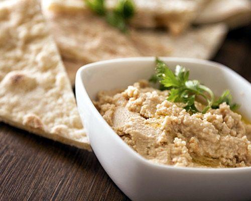 Hora del aperitivo: delicioso 'hummus', en cinco pasos #recipes #cuisine