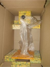 CAL2K Filling Station Packaging. From the box to full installation - DDS CALORIMETERS